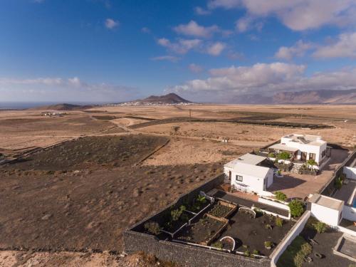 Villa El Jable Lanzarote Hovedfoto