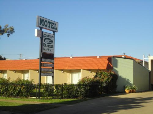 Country Capital Motel