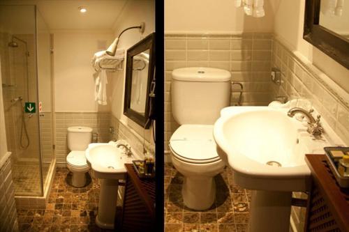 Habitación Doble - 1 o 2 camas Palacio Chaves Hotel 12