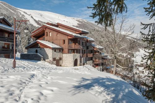. Residence Planchamp et Mottet - maeva Home