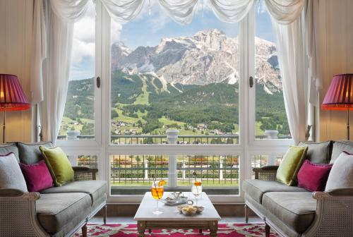 Cristallo, a Luxury Collection Resort & Spa Cortina d'Ampezzo