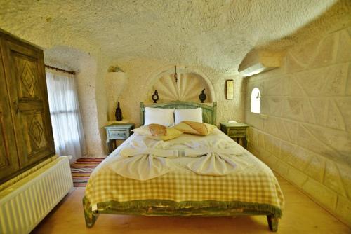 Ibrahimpasa Valley Inn cave hotel map