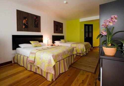 Hotel Normandie Limited стая снимки