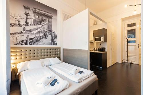 Play Apartments, Pension in Budapest