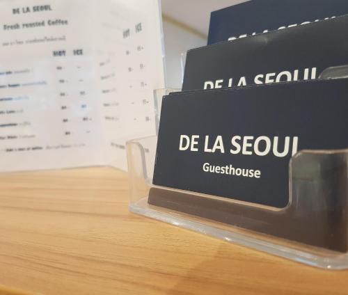 DE LA SEOUL Guesthouse photo 21