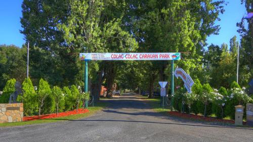 . Colac Colac Caravan Park