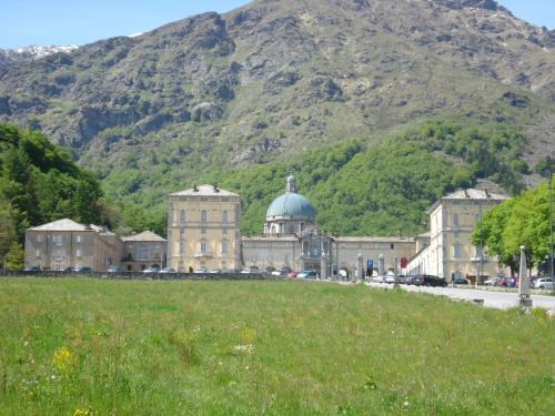 Santuario di Oropa - Accommodation - Biella