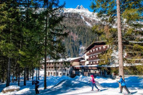 Residence ATC Routes du Monde Argentiere-Chamonix - Accommodation