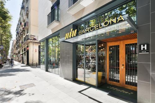 Niu Barcelona Hotel photo 35