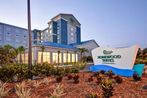 . Homewood Suites by Hilton Orlando Theme Parks