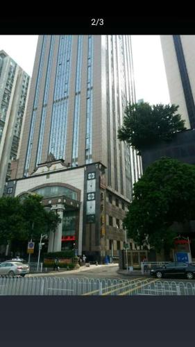 . Huizhan Ge Aparthotel