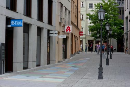 Pension Am Jakobsplatz photo 14