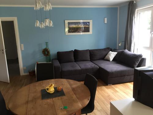 . Apartment nahe Villenviertel