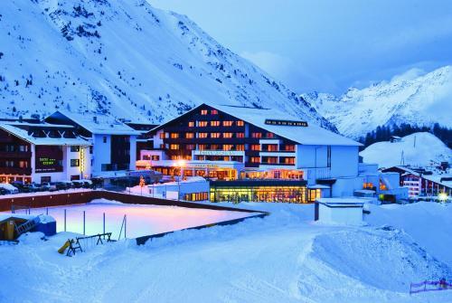 Hotel Alpina deluxe Obergurgl