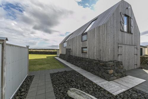 Barn House By The Sea