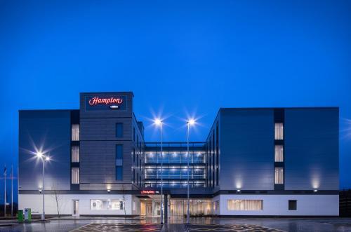 Hampton By Hilton Bristol Airport in Redhill