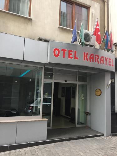 Trabzon Karayel Hotel telefon