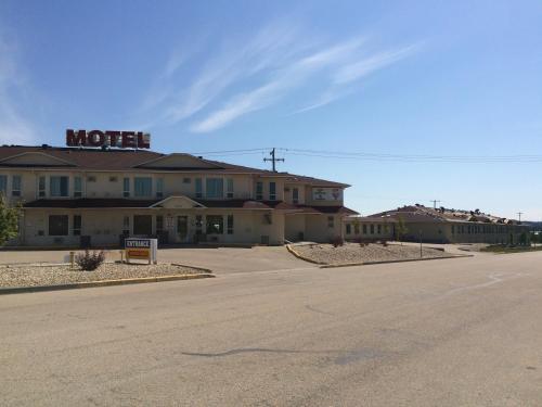 Western Budget Motel #1 & 2 Whitecourt - Whitecourt, AB T7S 0B5
