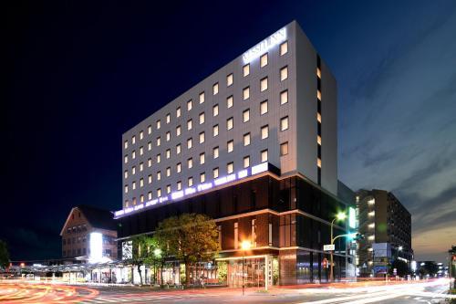 滋賀守山站前維瑟爾酒店