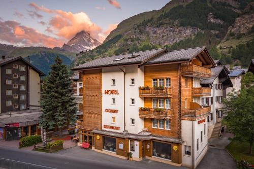 Hotel Cheminee Zermatt