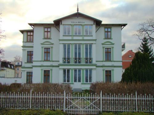 Villa Bella 1_ Reihe mit Meerblick impression