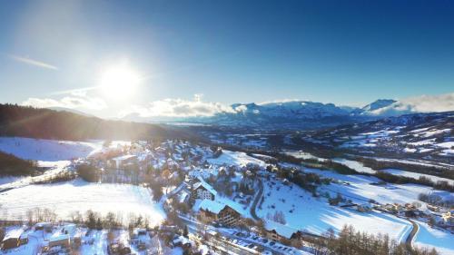 VVF Villages « Les Alpes du Sud » Saint-Léger-les-Mélèzes Saint Leger les Mélèzes