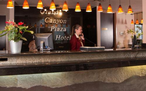 Grand Canyon Plaza Hotel - Grand Canyon, AZ AZ 86023