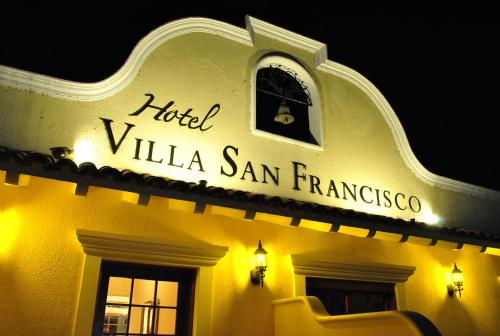 Hotel Villa San Francisco  Mexico