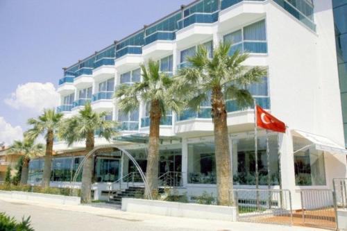 Burhaniye Idahan Hotel ulaşım