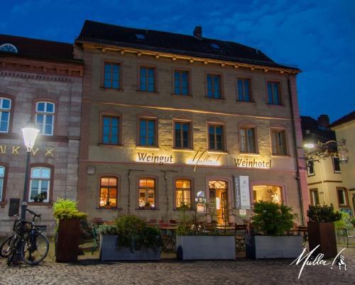 . Müller! Das Weingut & Weinhotel