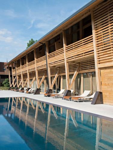 . Hotel des Berges, Restaurant Gastronomique & Spa
