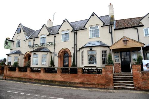 Unicorn, Gunthorpe By Marston's Inns, East Bridgford