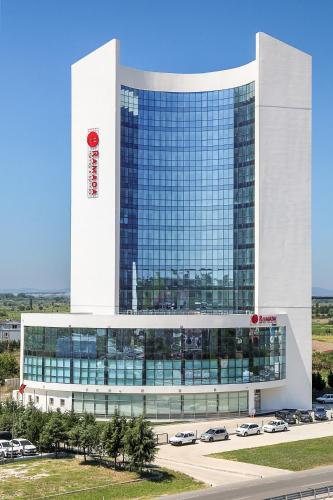 Edirne Ramada Hotel & Suites Edirne odalar