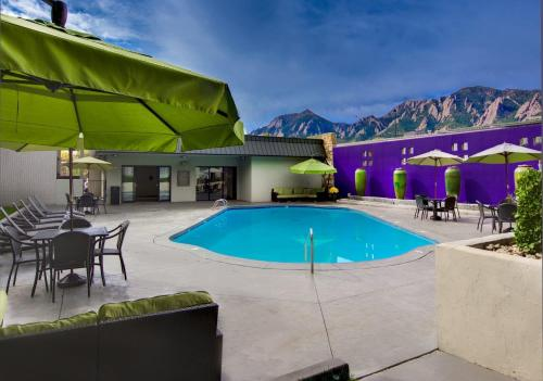 Best Western Plus Boulder Inn - Boulder, CO CO 80303