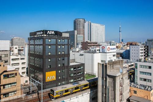 아파 호텔 아키하바라-에키마에