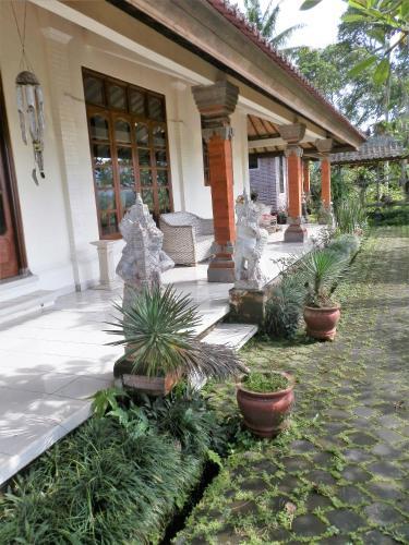 Pandan House, Karangasem