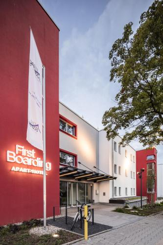 Apart Hotel FirstBoarding Bayreuth