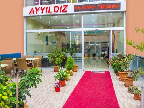 Trabzon Ayyildiz Hotel price