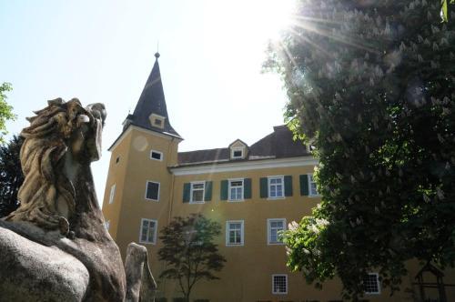 Kasteel-overnachting met je hond in Hotel Schloss Mühldorf - Mühldorf