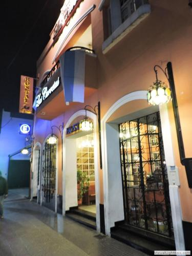 Фото отеля Hostal Las Carretas