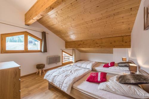L'Eden Ski aux Pieds - Apartment - Morillon