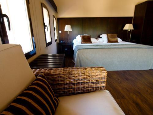 Superior Doppelzimmer  - Einzelnutzung Molí Blanc Hotel 11
