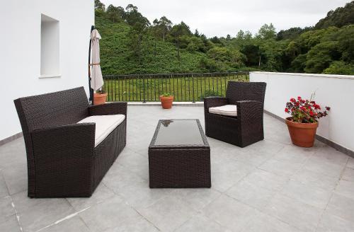 Habitación Doble Superior con terraza Finca Portizuelo 11