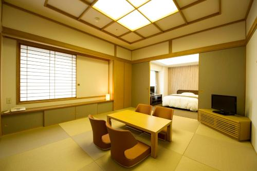 Suite Room with Tatami Area - Non-Smoking - A