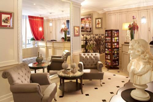 Hôtel des Comédies - Hôtel - Paris