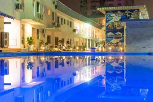 . Hotel La Falaise Bonanjo