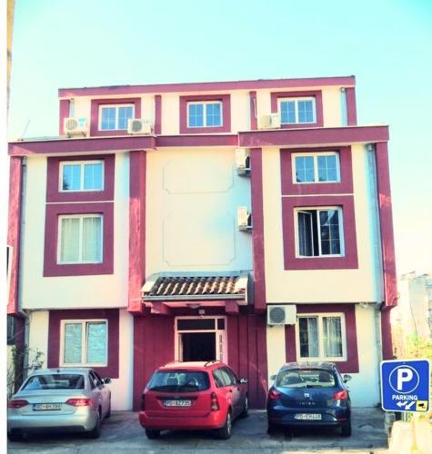 Hotel Explorer Hostel Podgorica