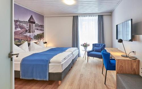 . Hotel Central Luzern