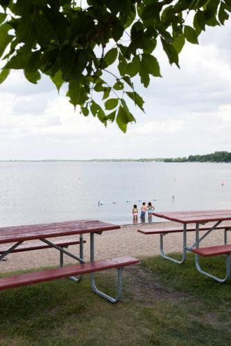 Hampton Inn Spicer Green Lake, MN in Spicer