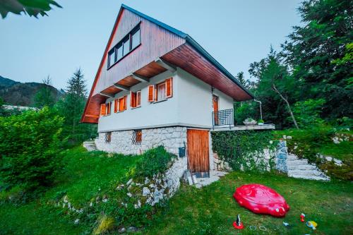 Dedkova hiša/Grandpa's House - Zgornje Jezersko